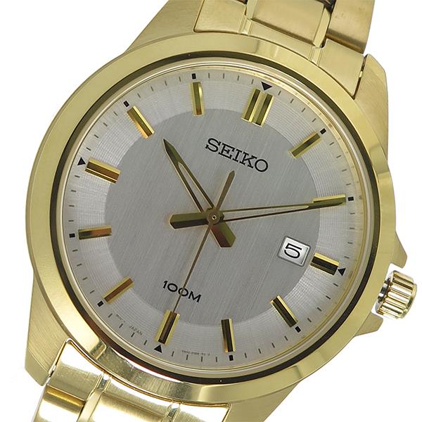 (~8 クオーツ/31) セイコー セイコー SEIKO クオーツ SUR248P1 腕時計 SUR248P1 シルバー メンズ, 南埼玉郡:046d32f8 --- officewill.xsrv.jp