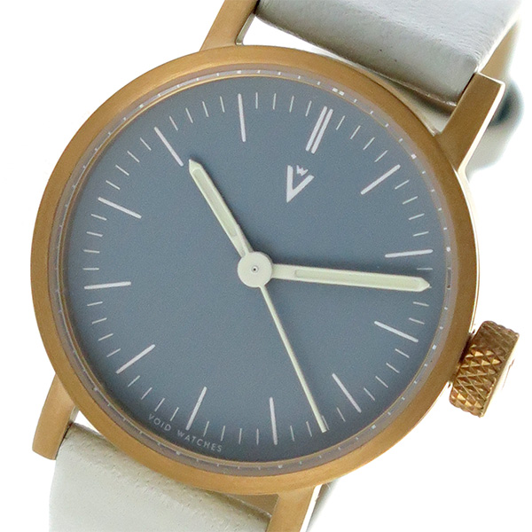 (~8/31) 腕時計 ピーオーエス POS ヴォイド VOID ヴォイド V03P-CO/GY/NY VOID 腕時計 水色 ユニセックス, Felista玉光堂:a1f16e10 --- officewill.xsrv.jp