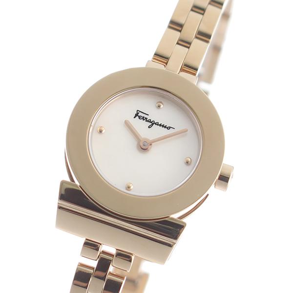 (~8 腕時計 Ferragamo/31) サルヴァトーレ フェラガモ Salvatore Ferragamo クオーツ 腕時計 FBF080017 FBF080017 ホワイトシェル レディース【代引き不可】, CASACASA カーサカーサ:4aa48dea --- officewill.xsrv.jp