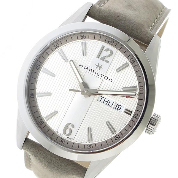 (~8/31) ハミルトン【代引き不可】 HAMILTON ブロードウェイ (~8/31) クオーツ クオーツ 腕時計 H43311915 シルバー メンズ【代引き不可】, イチノミヤチョウ:abf19663 --- officewill.xsrv.jp