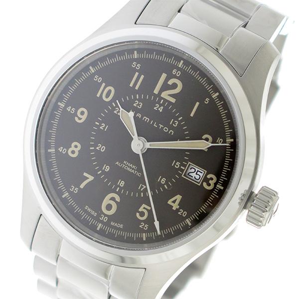 (~8/31) ハミルトン HAMILTON 腕時計 カーキ H70305193 フィールド 自動巻き 腕時計 ハミルトン H70305193 ブラウン メンズ【代引き不可】, 呉服とお宮参り着物 花ごろも:6c8ca32f --- officewill.xsrv.jp