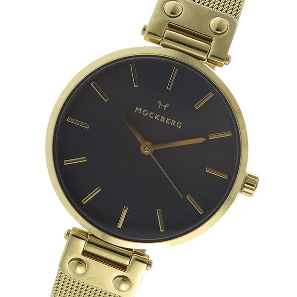 (~8/31) モックバーグ MOCKBERG (~8/31) クオーツ 腕時計 レディース MO1603 モックバーグ ブラック レディース, スターライトエクスプレス:bdfeccb8 --- officewill.xsrv.jp