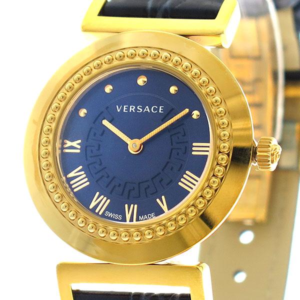 (~8/31) ヴェルサーチ VERSACE VANITY クオーツ 腕時計 クオーツ 腕時計 P5Q80D282S282 ネイビー VANITY/ネイビー レディース【代引き不可】, 飛騨市:dca454b9 --- officewill.xsrv.jp