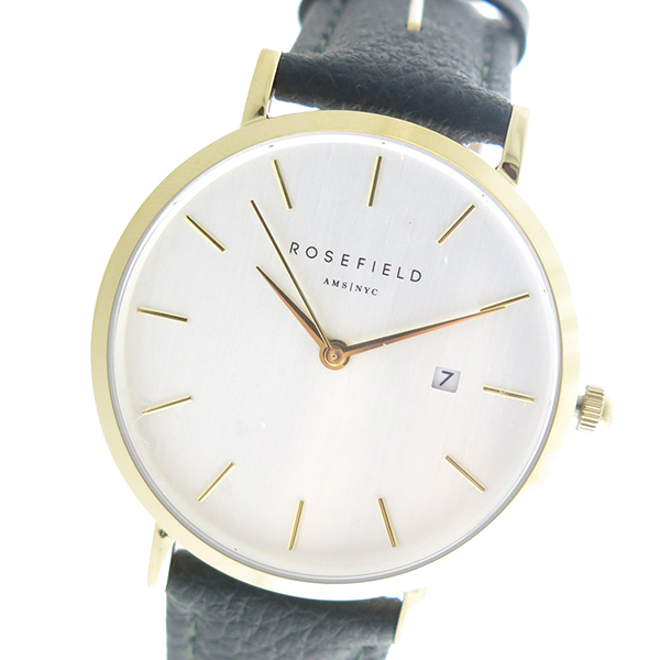 (~8/31) ローズフィールド ROSEFIELD ROSEFIELD クオーツ レディース 腕時計 SIAD-I83 腕時計 ホワイト レディース, マチダシ:f65f869f --- officewill.xsrv.jp
