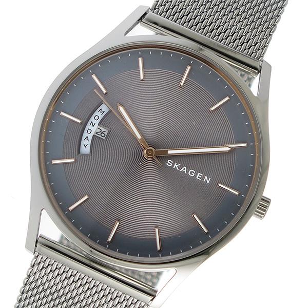 (~8/31) スカーゲン SKAGEN ホルスト HOLST メンズ HOLST クオーツ スカーゲン 腕時計 SKW6396 シルバー メンズ, ZDW SHOPPING:843a9956 --- officewill.xsrv.jp