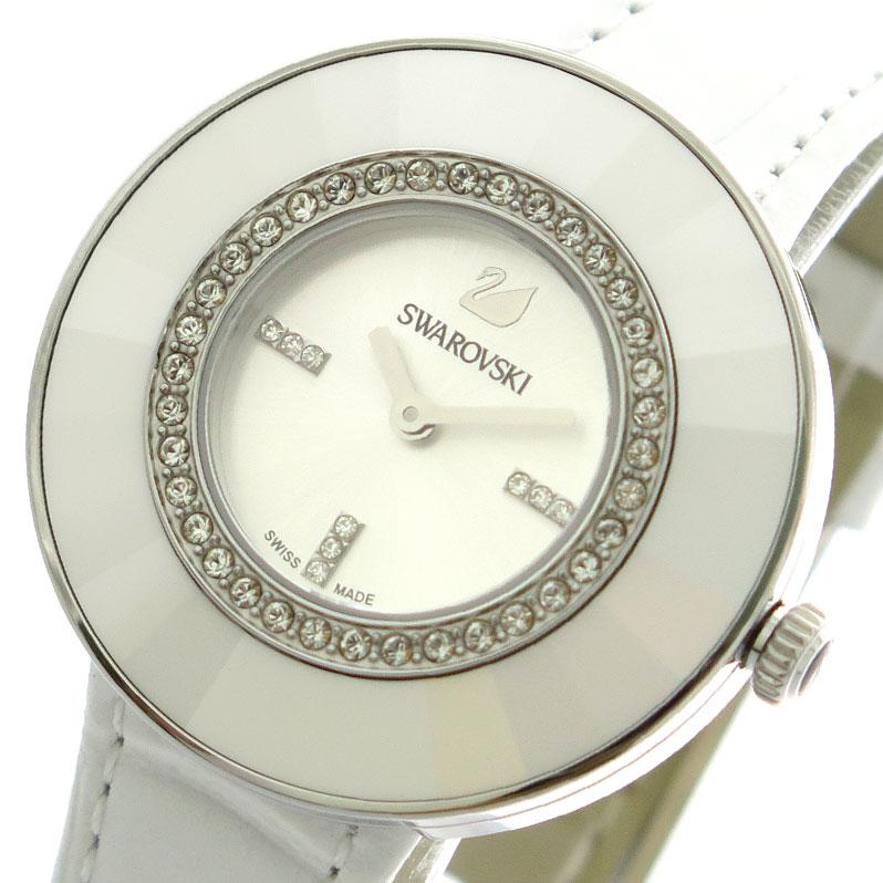 (~8/31) シルバー スワロフスキー SWAROVSKI レディース 腕時計 5080504 クォーツ ホワイト シルバー ホワイト レディース, Blooming [ブルーミン]:e2ec5a9c --- officewill.xsrv.jp