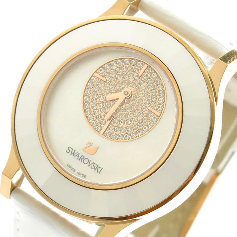 (~8 シェル/31) スワロフスキー SWAROVSKI 腕時計 5095482 クォーツ シェル 5095482 ホワイト クォーツ レディース, ビューティATLA:6269e39f --- officewill.xsrv.jp