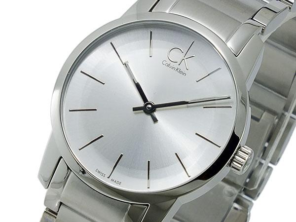 【スーパーSALE】(~9/11 01:59)(~9/30)カルバンクライン CALVIN KLEIN 腕時計 クオーツ K2G23126 シルバー ユニセックス
