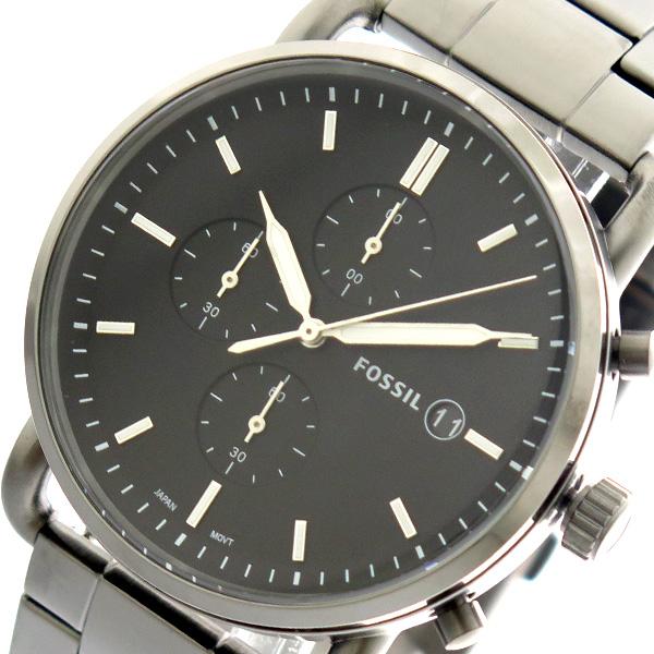 (~8/31) フォッシル FOSSIL FOSSIL 腕時計 メンズ FS5400 クォーツ 腕時計 ブラック ガンメタ メンズ, GOOD TOOLS:658bac45 --- officewill.xsrv.jp
