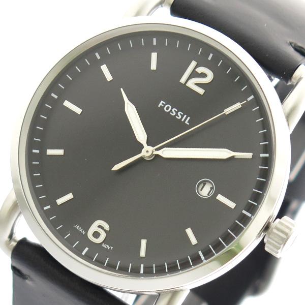 (~8/31) 腕時計 フォッシル ブラック (~8/31) FOSSIL 腕時計 FS5406 クォーツ ブラック メンズ, 木dori屋:97e72b27 --- officewill.xsrv.jp