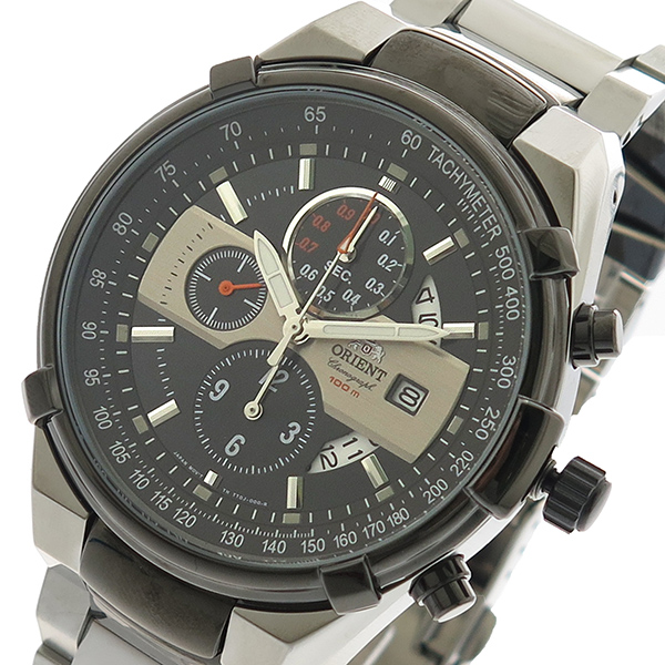 (~8/31) FTT0J001B0 オリエント ORIENT 腕時計 FTT0J001B0 オリエント クォーツ ブラック シルバー クォーツ メンズ, ETFIL(エトフィル):b58ecfac --- officewill.xsrv.jp
