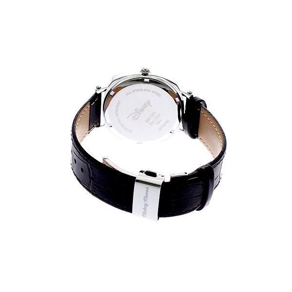 【お買い物マラソンxポイントアップ】(~4/26 01:59) 【ポイント10倍】(~4/30 23:59) ディズニー DISNEY ミッキー ウィリー 腕時計 MK1280A MICKEY MOUSE クォーツ ホワイト ブラック 国内正規 ユニセックス