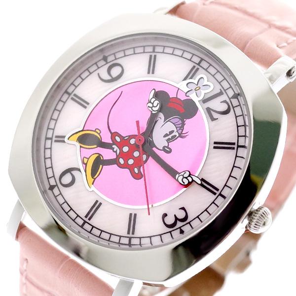 (~8/31) ディズニー DISNEY ミニーマウス ピンク 腕時計 国内正規 MK1280D MINNIE MOUSE 腕時計 クォーツ ホワイト ピンク 国内正規 ユニセックス, アカサカチョウ:8f61b84a --- officewill.xsrv.jp