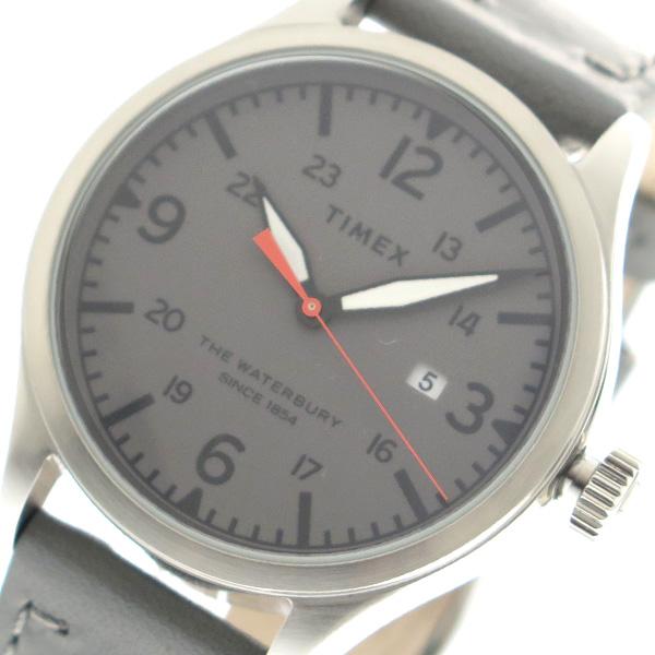 (~8 クォーツ グレー/31) タイメックス TIMEX 腕時計 TW2R71000 (~8/31) クォーツ グレー メンズ, 生地のオガワ:66a32064 --- officewill.xsrv.jp