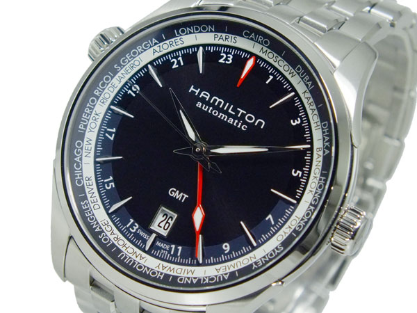 【スーパーSALE】(~9/11 01:59)(~9/30)ハミルトン HAMILTON ジャズマスター 自動巻 腕時計 H32695131 メンズ 【代引き不可】