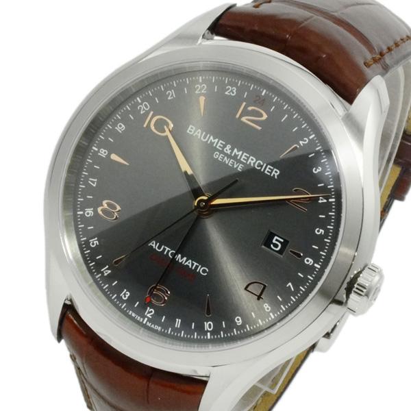 【スーパーSALE】(~9/11 01:59)(~9/30)ボーム&メルシェ BAUME & MERCIER クリフトン 自動巻き 腕時計 MOA10111 メンズ 【代引き不可】