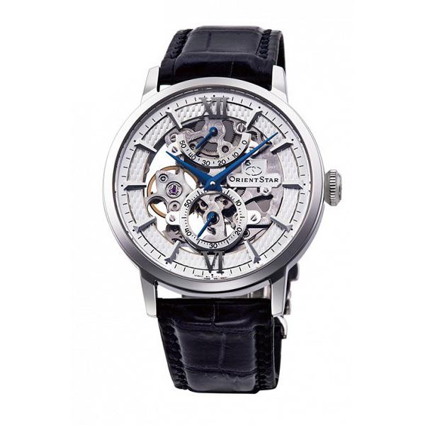 【スーパーSALE】(~9/11 01:59)(~9/30)オリエント ORIENT オリエントスター Orient Star 自動巻き 腕時計 RK-DX0001S シルバー メンズ 【代引き不可】