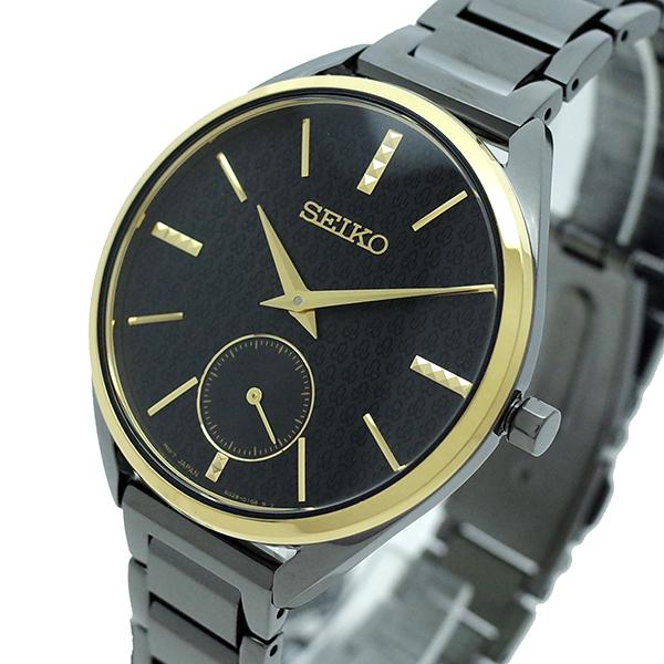 (~8/31) セイコー SEIKO 腕時計 SRKZ49P1 腕時計 Quartz ブラック Quartz Watch 50th Anniversary クォーツ ブラック ガンメタル レディース, トマコマイシ:6e78e6e6 --- rods.org.uk