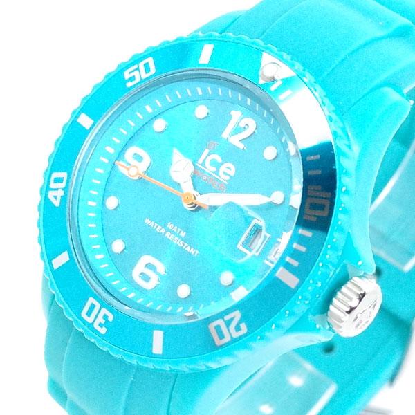 【大感謝祭】(~12/26 01:59)(~12/25)【キャッシュレス5%】アイスウォッチ アイスウォッチ ICE WATCH 腕時計 SI.TE.U.S.13 000966 クォーツ ミント メンズ