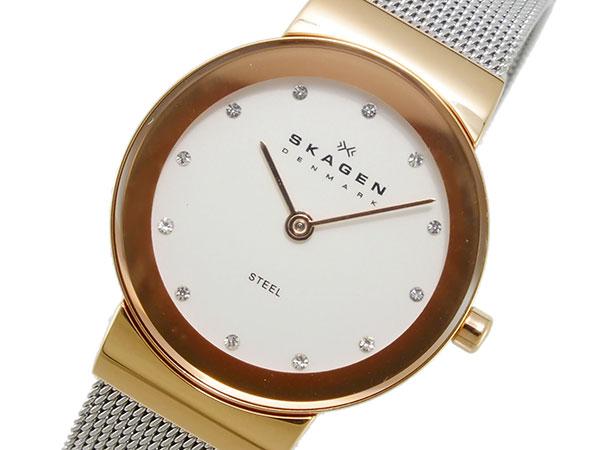 (~8 (~8/31)/31) スカーゲン SKAGEN SKAGEN 腕時計 358SRSC 358SRSC レディース, PATY:a1591e21 --- officewill.xsrv.jp