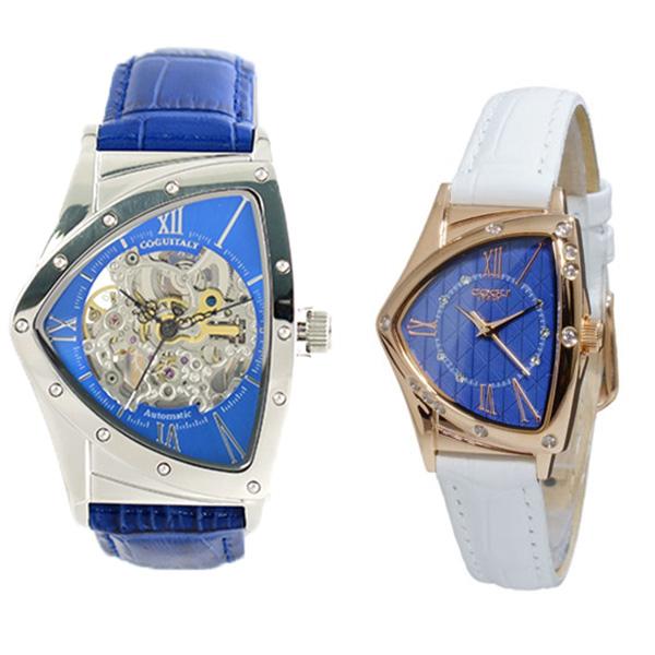 (~8/31) コグ COGU 腕時計 COGU BS00T-BL-BS02T-BLG ユニセックス ペアウォッチ, グランマーケット:f9b76015 --- officewill.xsrv.jp