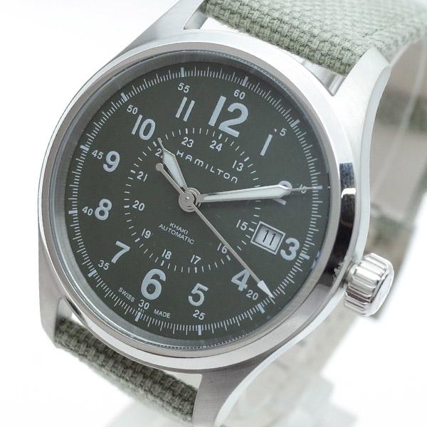 (~8/31) フィールド ハミルトン (~8/31) HAMILTON 腕時計 H70595963 カーキ フィールド メンズ オート 自動巻き カーキ メンズ【代引き不可】, エフェクターマニア:70c3359b --- officewill.xsrv.jp