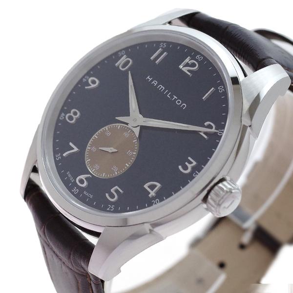 (~8/31) ハミルトン HAMILTON ハミルトン HAMILTON 腕時計 腕時計 H38411540 ジャズマスター シンライン クォーツ ネイビー ブラウン メンズ【代引き不可】, リサイクルトナー優良一番館:70fb724d --- officewill.xsrv.jp