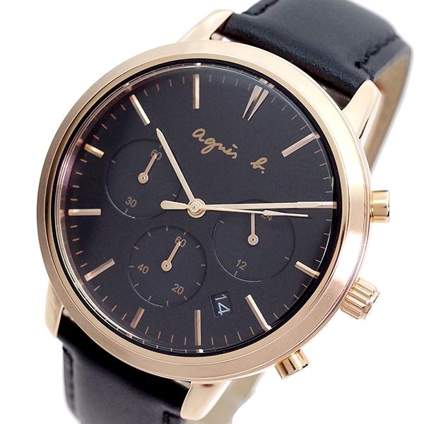 (~8/31) アニエスベー AGNS B 腕時計 アニエスベー BT3036X1 クォーツ メンズ クォーツ ブラック メンズ, オートバイ用品店ライドスタイル:5acb7cf2 --- officewill.xsrv.jp