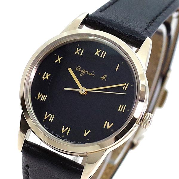 (~8/31) アニエスベー AGNS B 腕時計 腕時計 BU9031P1 AGNS クォーツ ブラック B レディース, ストリートダンスショップYSBEE:f576d4e2 --- officewill.xsrv.jp