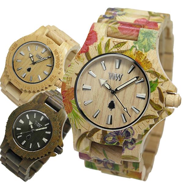 (~8/31) ウィーウッド WEWOOD 木製 ユニセックス WEWOOD 腕時計 腕時計 DATE-FLOWER-BEIGE ベージュ ウィーウッド 国内正規, イブスキシ:8d7ff353 --- officewill.xsrv.jp
