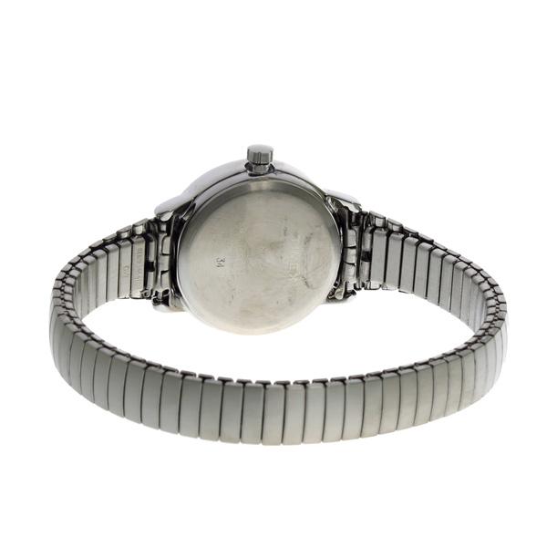 タイメックス TIMEX イージーリーダー Easy Reader クオーツ 腕時計 T2H451 ホワイト/シルバー メンズ