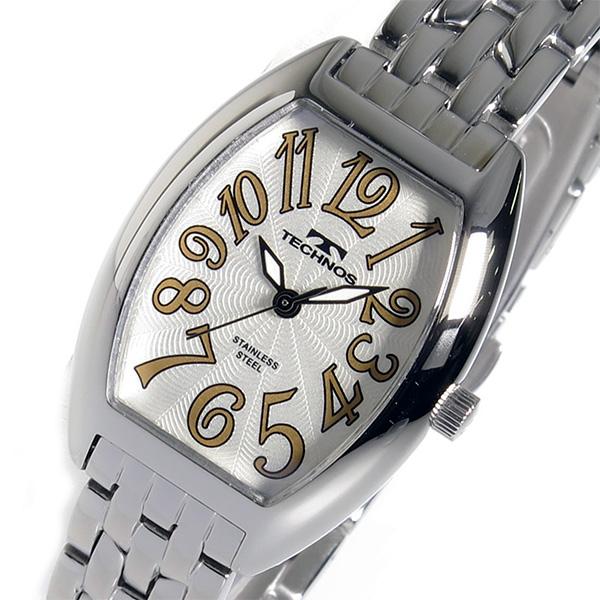 (~8/31) 腕時計 テクノス TECHNOS クオーツ TSL407SP 腕時計 TSL407SP クオーツ ホワイト レディース, ハーブ&アロマ パナセア:2f57a345 --- officewill.xsrv.jp
