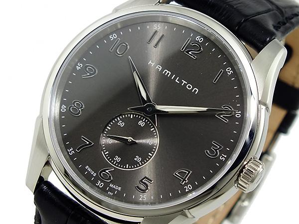 【スーパーSALE】(~9/11 01:59)(~9/30)ハミルトン HAMILTON ジャズマスター シンライン プチセコンド JAZZMASTER THINLINE PETITE SECOND 腕時計 H38411783 メンズ