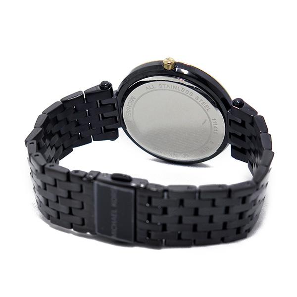 【ポイント2倍】(~4/30 23:59) マイケルコース MICHAEL KORS クオーツ 腕時計 MK3322 ブラック レディース