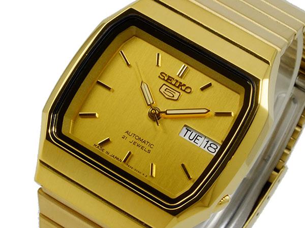 (~4/30)【キャッシュレス5%】セイコー SEIKO セイコー5 SEIKO 5 自動巻き 腕時計 SNXK90J1 メンズ