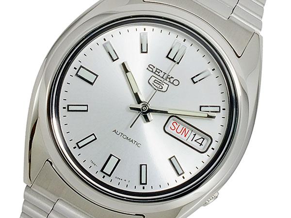 (~4/30)【キャッシュレス5%】セイコー SEIKO セイコー5 SEIKO 5 自動巻き メンズ 腕時計 SNXS73K