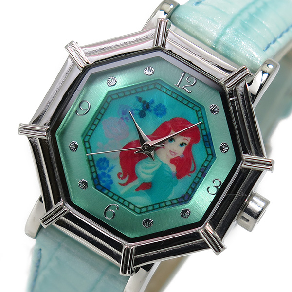 (~8/31) ディズニーウオッチ 腕時計 Disney Watch 腕時計 Watch 1507-AR アリエル 1507-AR レディース, ロックピンのMATSUO:6bcaebe0 --- officewill.xsrv.jp