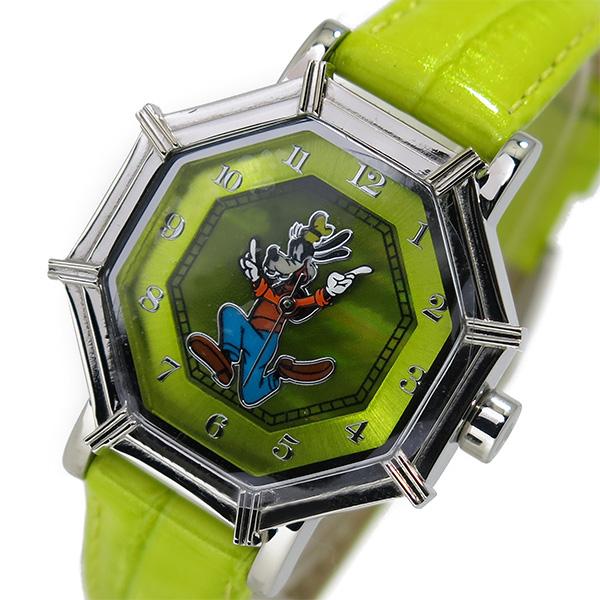 (~8/31) ディズニーウオッチ Disney Watch 1507-GF-G レディース 腕時計 Watch 1507-GF-G グーフィー レディース, ママパン/ママの手作りパン屋さん:391441d8 --- officewill.xsrv.jp