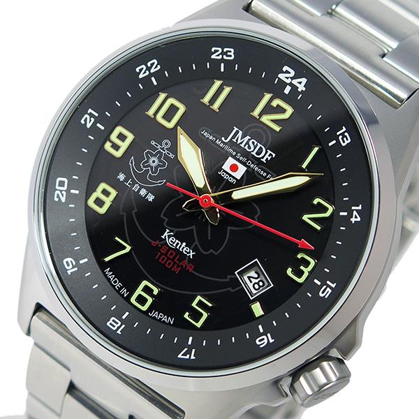 (~8/31) ケンテックス KENTEX 防衛省 JSDF 防衛省 海上自衛隊 S715M-06 ソーラー モデル ソーラー スタンダード 腕時計 S715M-06 メンズ, ブランベティカ:c8790ace --- officewill.xsrv.jp
