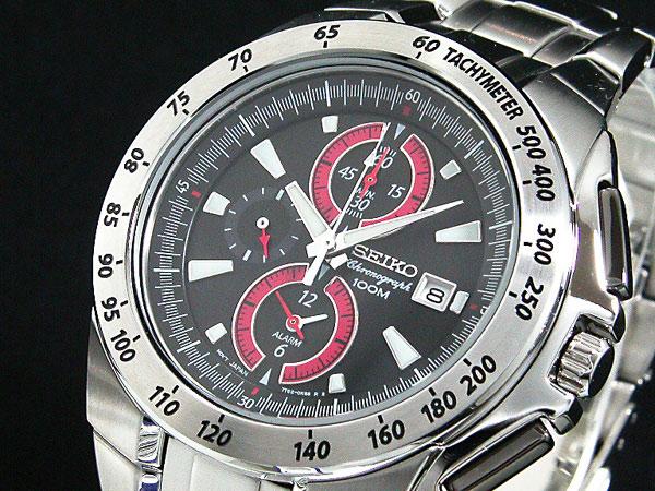 (~8/31) セイコー セイコー SEIKO クロノグラフ クロノグラフ アラーム 腕時計 腕時計 SNAB07P1 メンズ, COCOMEISTER:963736d6 --- officewill.xsrv.jp