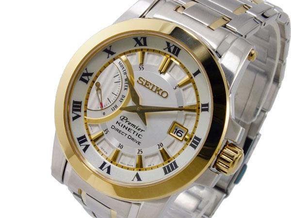 (~8/31) Premier セイコー SEIKO プルミエ Premier 腕時計 キネティック キネティック 腕時計 SRG010P1 メンズ【代引き不可】, 昭和のレトロ金物屋 関口国吉商店:e28c97e4 --- officewill.xsrv.jp