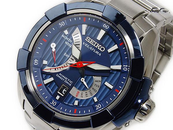(~8/31) セイコー セイコー SEIKO ベラチュラ 腕時計 VELATURA キネティック KINETIC (~8/31) クオーツ 腕時計 SRH017P1 メンズ【代引き不可】, キッズ&ベビー通販 リッカティル:e72a43ae --- officewill.xsrv.jp