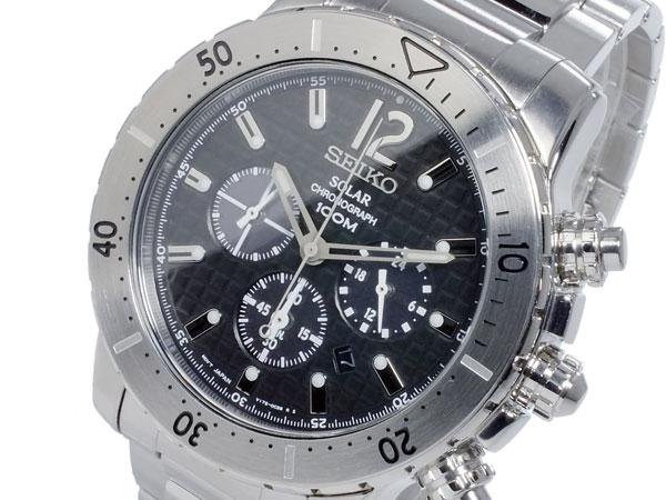(~8 腕時計/31) セイコー SEIKO ソーラー クロノグラフ ソーラー 腕時計 クロノグラフ SSC223P1 メンズ, ハッピーライフスタイル:bc33036a --- officewill.xsrv.jp