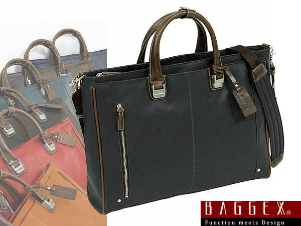 (~4/30 23:59) バジェックス BAGGEX TREASURE ビジネスバッグ 23-5534-10 ブラック メンズ【ラッピング不可】