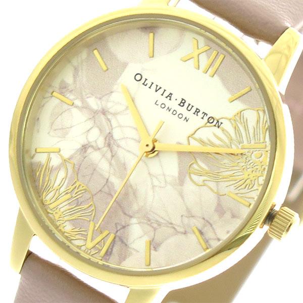 (~4/30)【キャッシュレス5%】オリビアバートン OLIVIA BURTON 腕時計 OB16VM31 クォーツ ピンク レディース