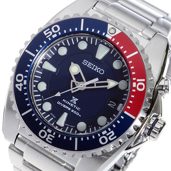 (~8 SEIKO/31) セイコー メンズ SEIKO キネティック キネティック KINETIC ダイバー 腕時計 SKA369P1 メンズ, 財布小物専門店 ブランドラヴ:53823fcc --- officewill.xsrv.jp