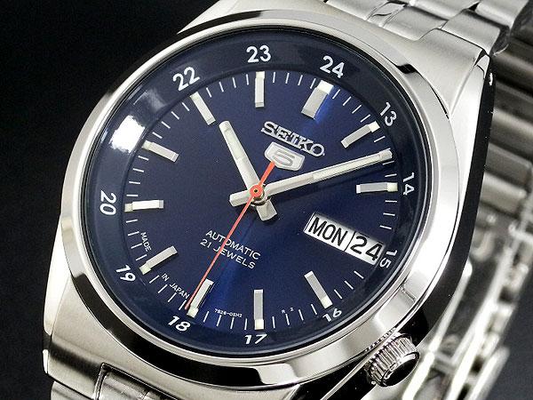 (~4/30)【キャッシュレス5%】セイコー SEIKO セイコー5 SEIKO 5 自動巻き 腕時計 SNK563J1 メンズ