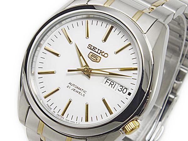 (~4/30)【キャッシュレス5%】セイコー SEIKO セイコー5 SEIKO 5 日本製 自動巻き 腕時計モデル SNKL47J1 メンズ