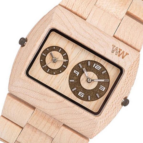 (~8 ベージュ/31) ウィーウッド WEWOOD 腕時計 木製 腕時計 木製 JUPITER-RS-BEE ベージュ 国内正規 メンズ, PLUS USP:31f17fb5 --- officewill.xsrv.jp