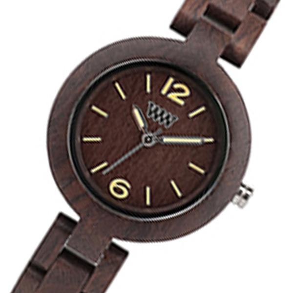 (~8/31) ウィーウッド (~8/31) WEWOOD 木製 国内正規 腕時計 MIMOSA-CHOCO 木製 チョコ 国内正規 レディース, 備中松茸本舗:dca3cca4 --- officewill.xsrv.jp